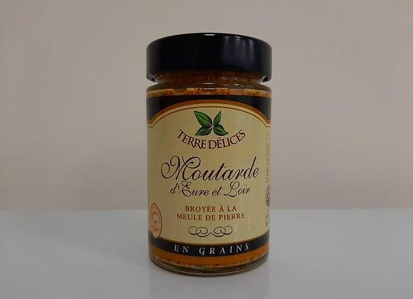 Moutarde en grain d'Eure-et-Loir