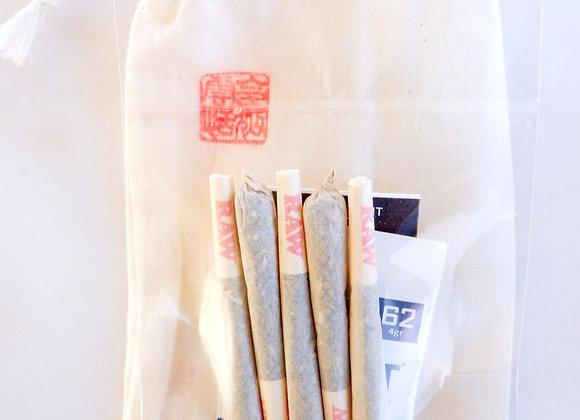 CBD Travel Tin (Refills)