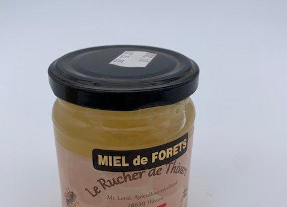 Miel de forêt eurélien