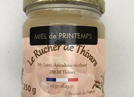 Miel de printemps eurélien