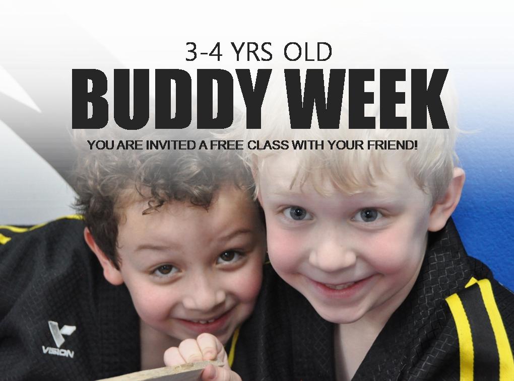 Buddy Week #2