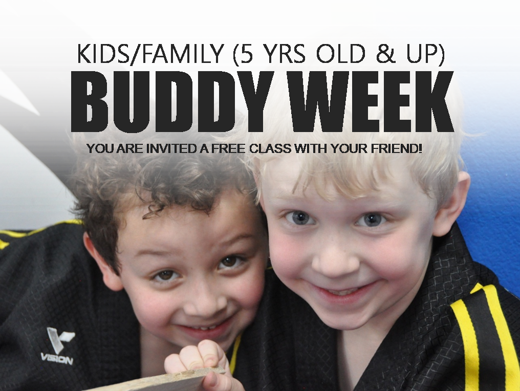 Buddy Week #1