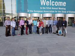 Congreso Europeo de Diabetes