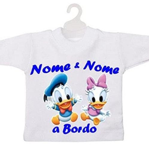 T-shirt auto