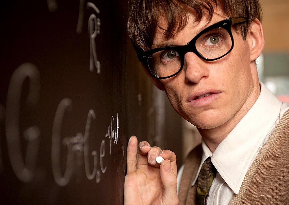 Eddie Redmayne interpreta Stephen Hawking em 'A Teoria de Tudo' (Foto: Divulgação)
