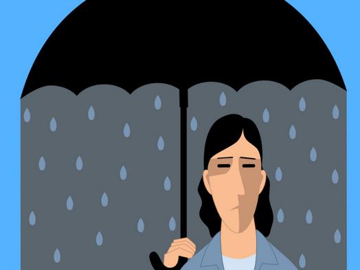 Rastreador de depressão