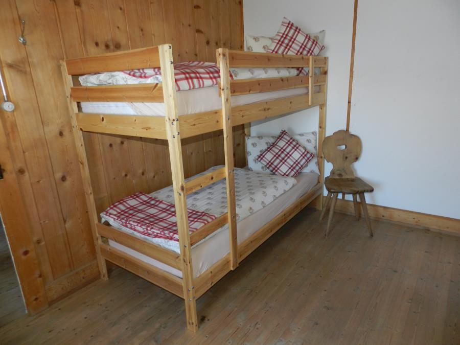 Murmeli 1 (Einzelbett In Etagenbett)
