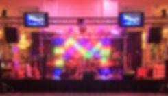 Grupo Sensacion Stage