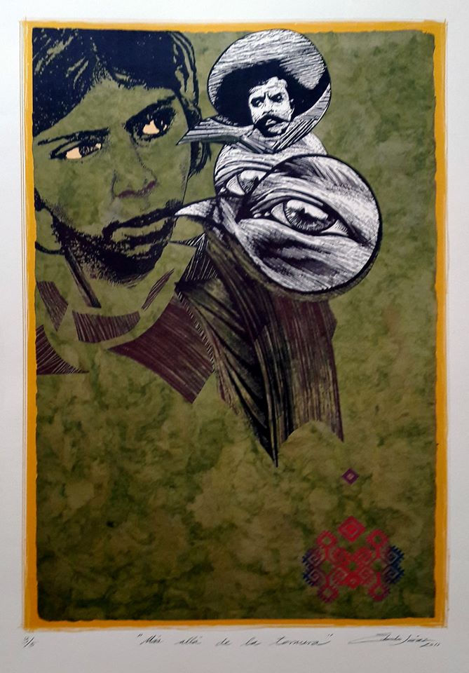 Eduardo_Juárez_Más_Allá_de_la_Ternura_Electrografía_sobre_Cartulina_90_x_60_cm_2011_$2,500.00
