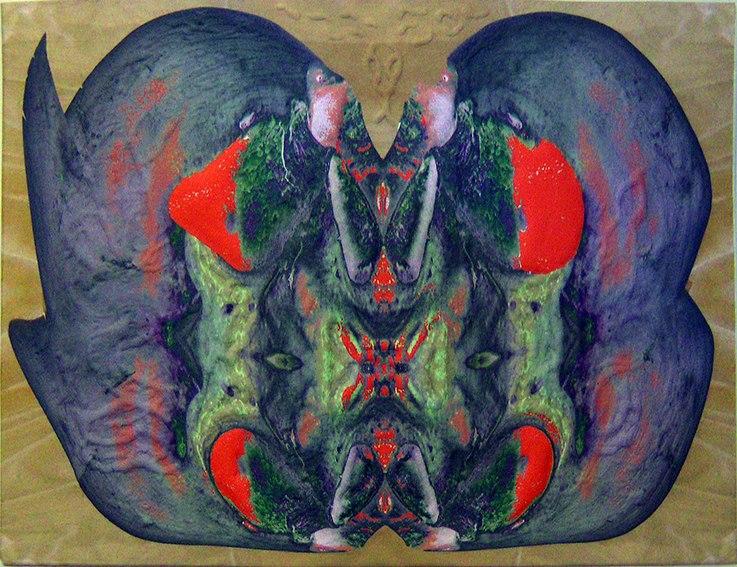 Daniel_Morales_Ortiz_Tzompantli_Gráfica_Digital_Gofrada_2010_$1,800.00