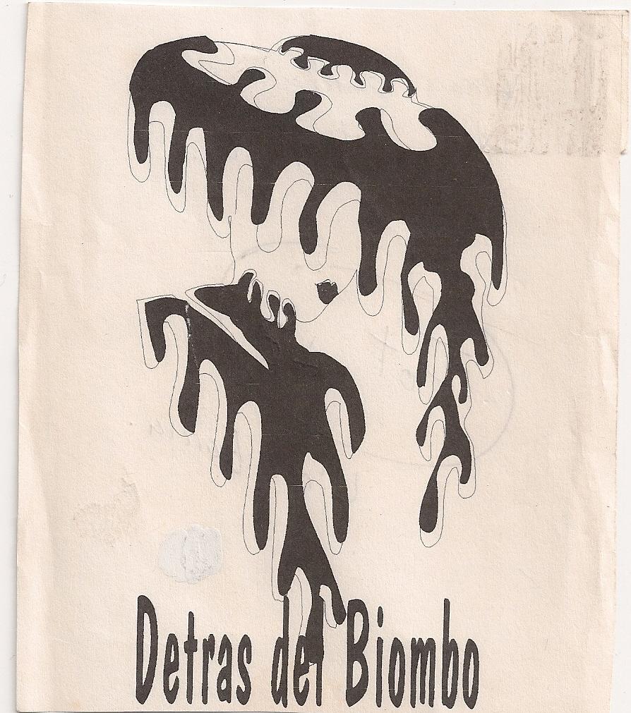 "Afiche de : ""Detrás del Biombo"""