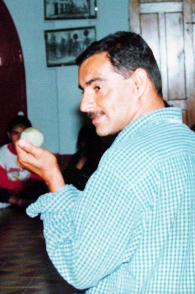 Sesión ludica con Rodrigo Carreño.
