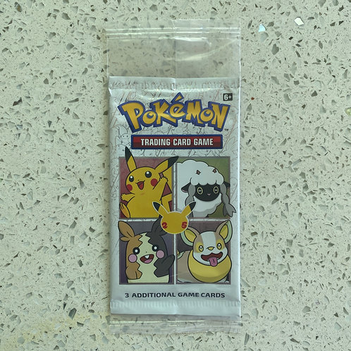 General Mills 25th Anniversary Booster Pack