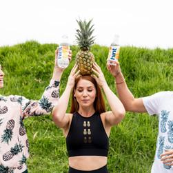 Hint Water San Francisco campaign shoot