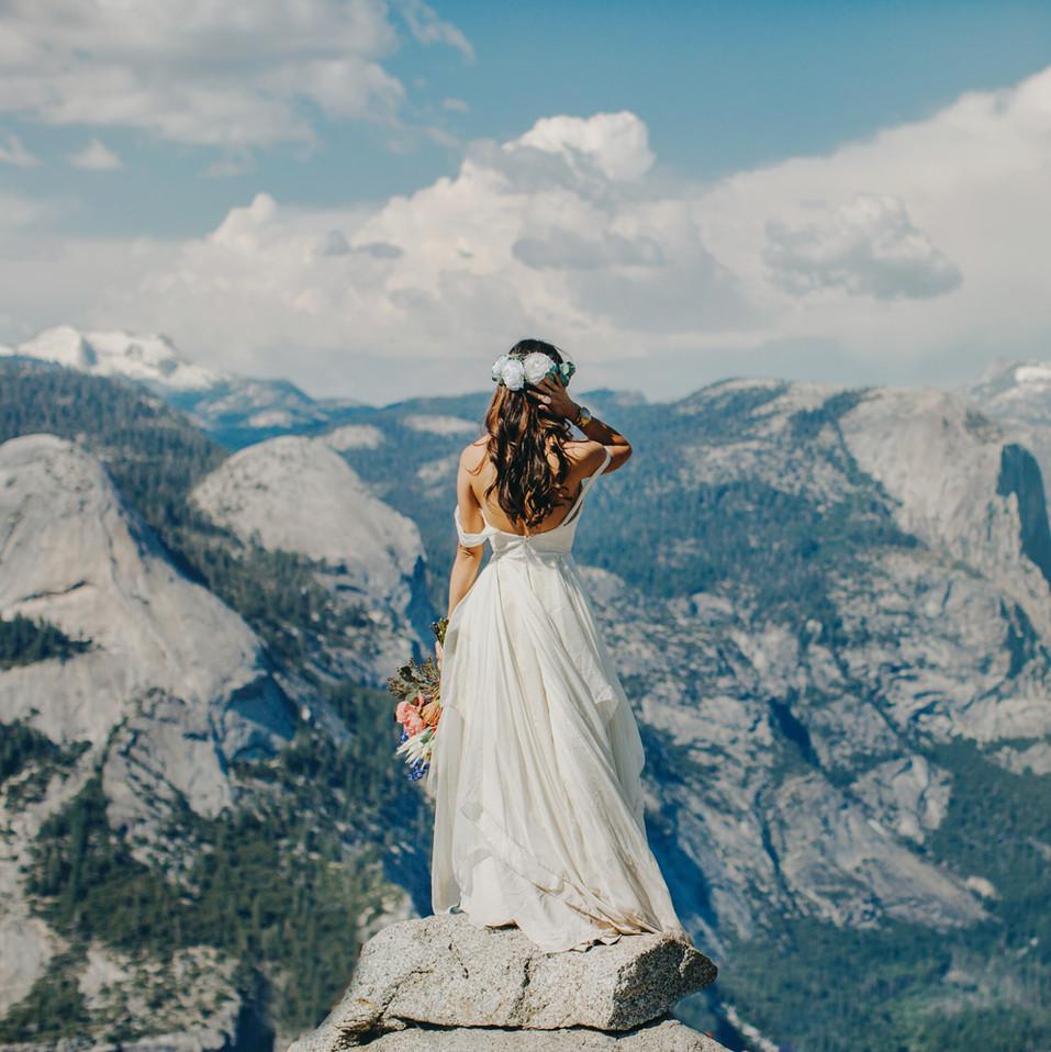 JT Artistry Yosemite wedding