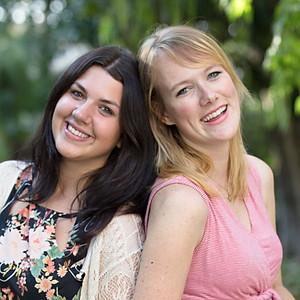 Debbie & Kayleigh