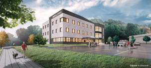 Medical Offices Re-imagined