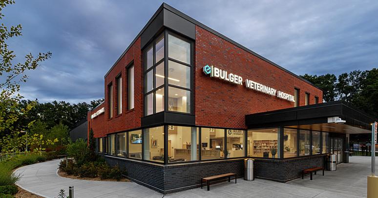 New home for Bulger Veterinary Hospital