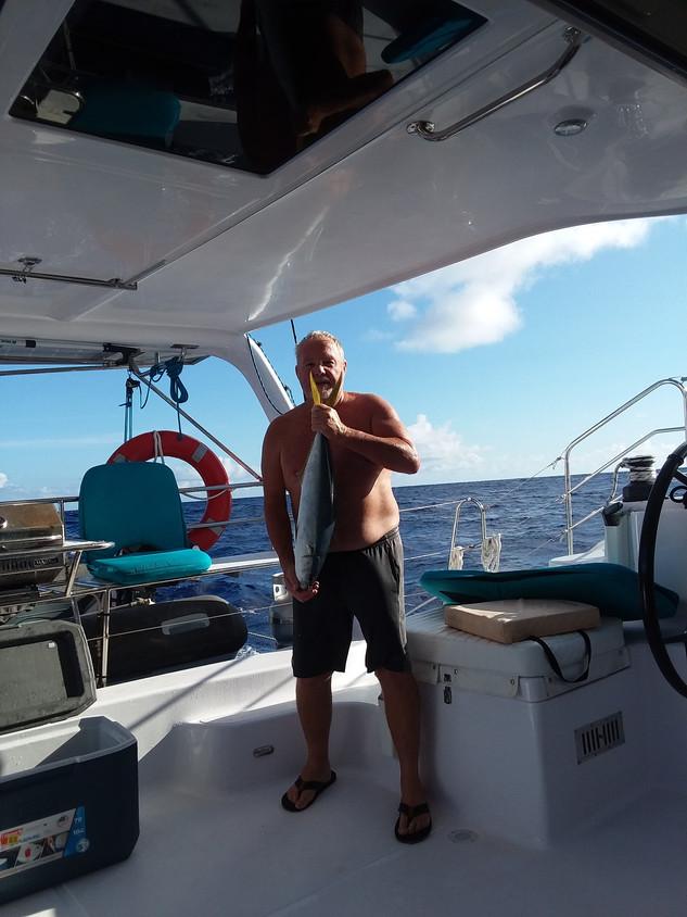 Crew Aboard SV the Charles Edward