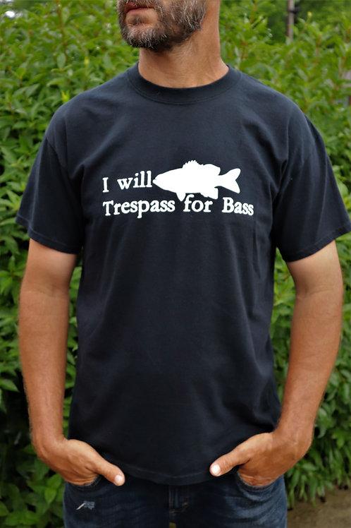 Men's Trespass for Bass T-Shirt