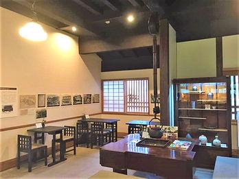 井筒屋カフェ喫茶去(きっさこ)