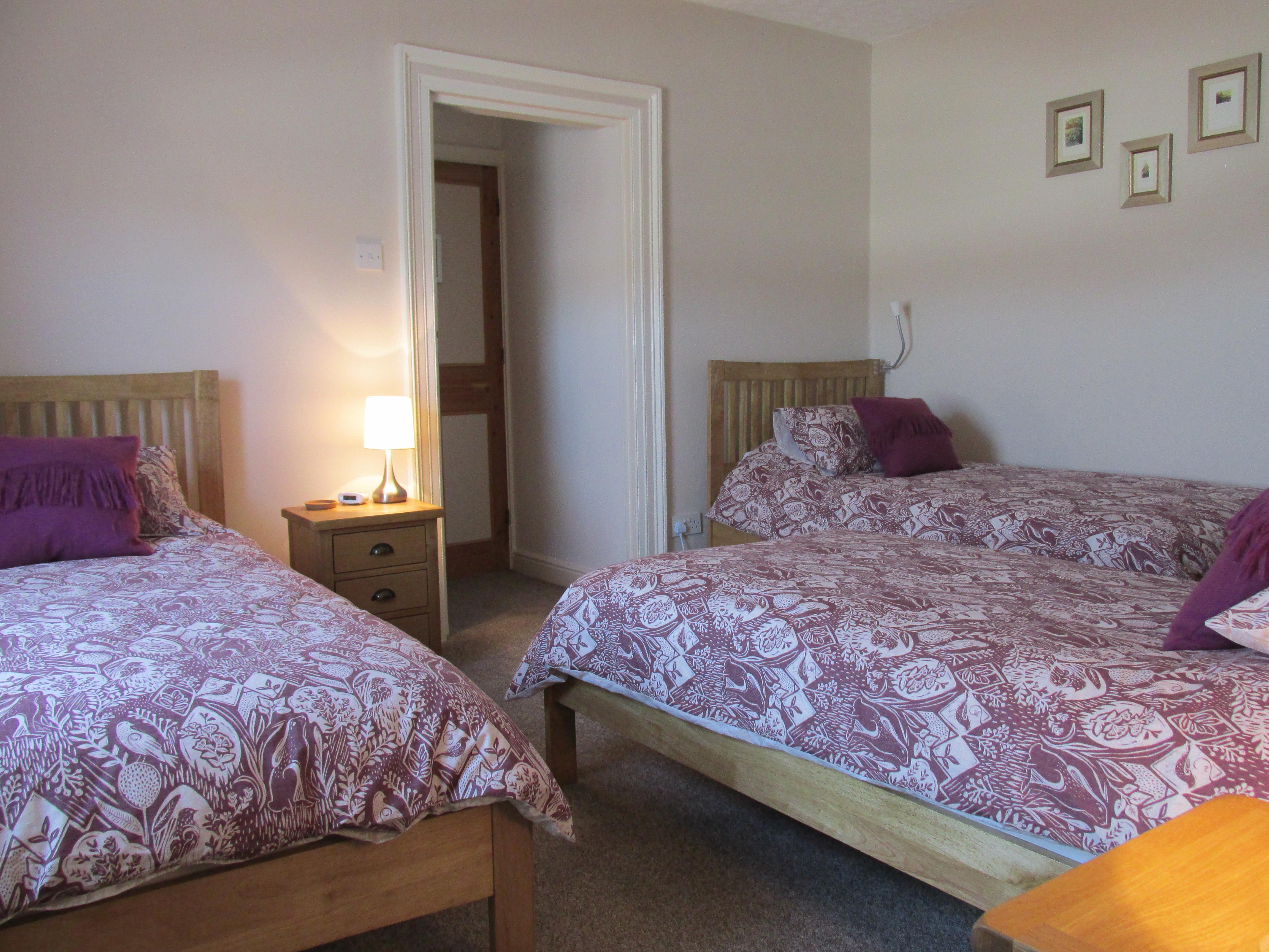 Room 1 Triple Room