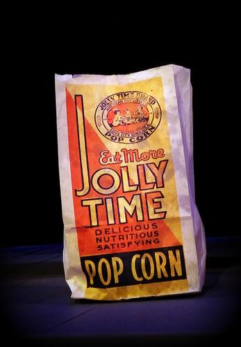 The Hundred Dresses - Period Popcorn Bag
