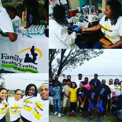 Diabetes Walk and Health Screening