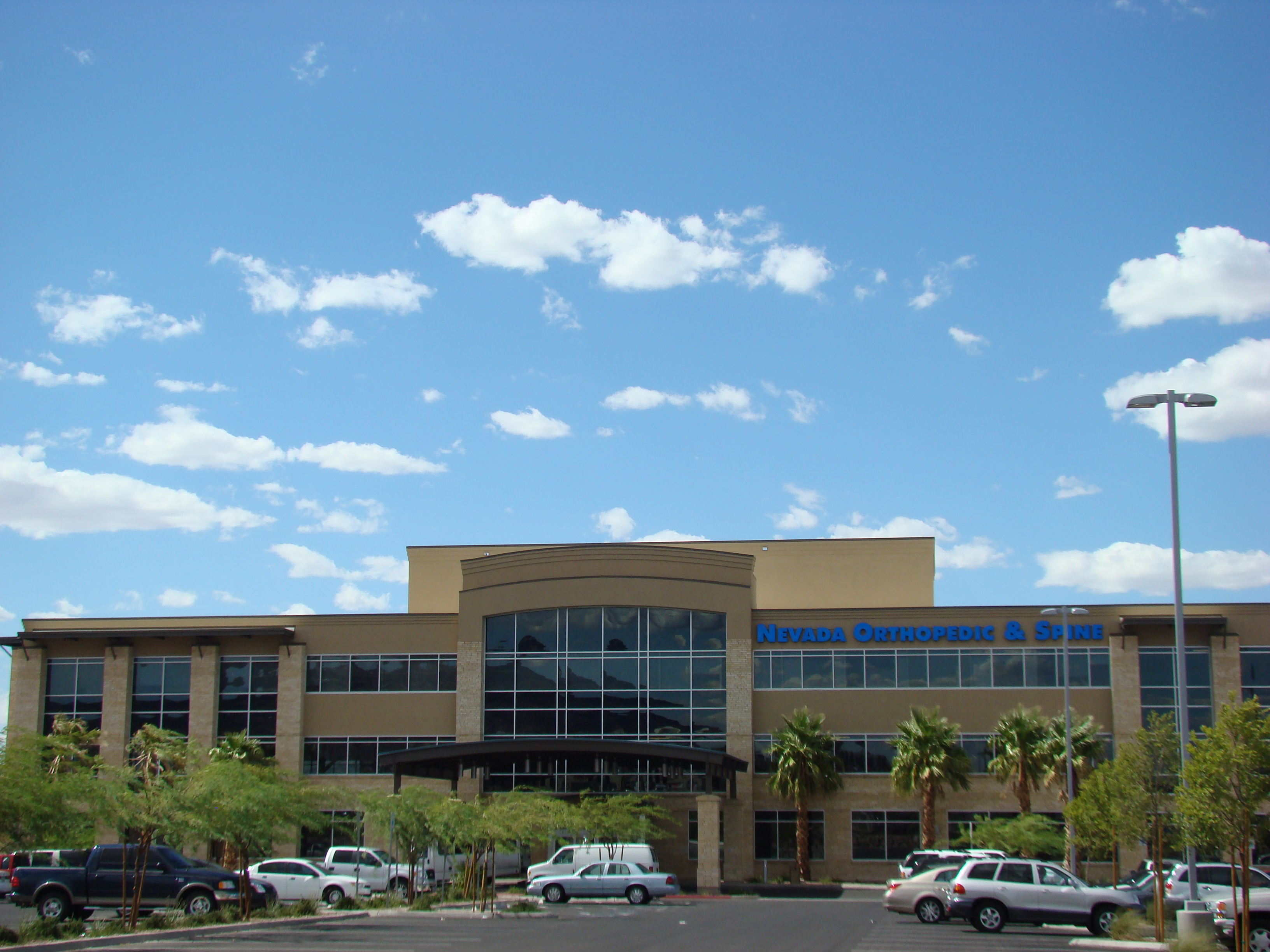 Nevada Orthopedic & Spine