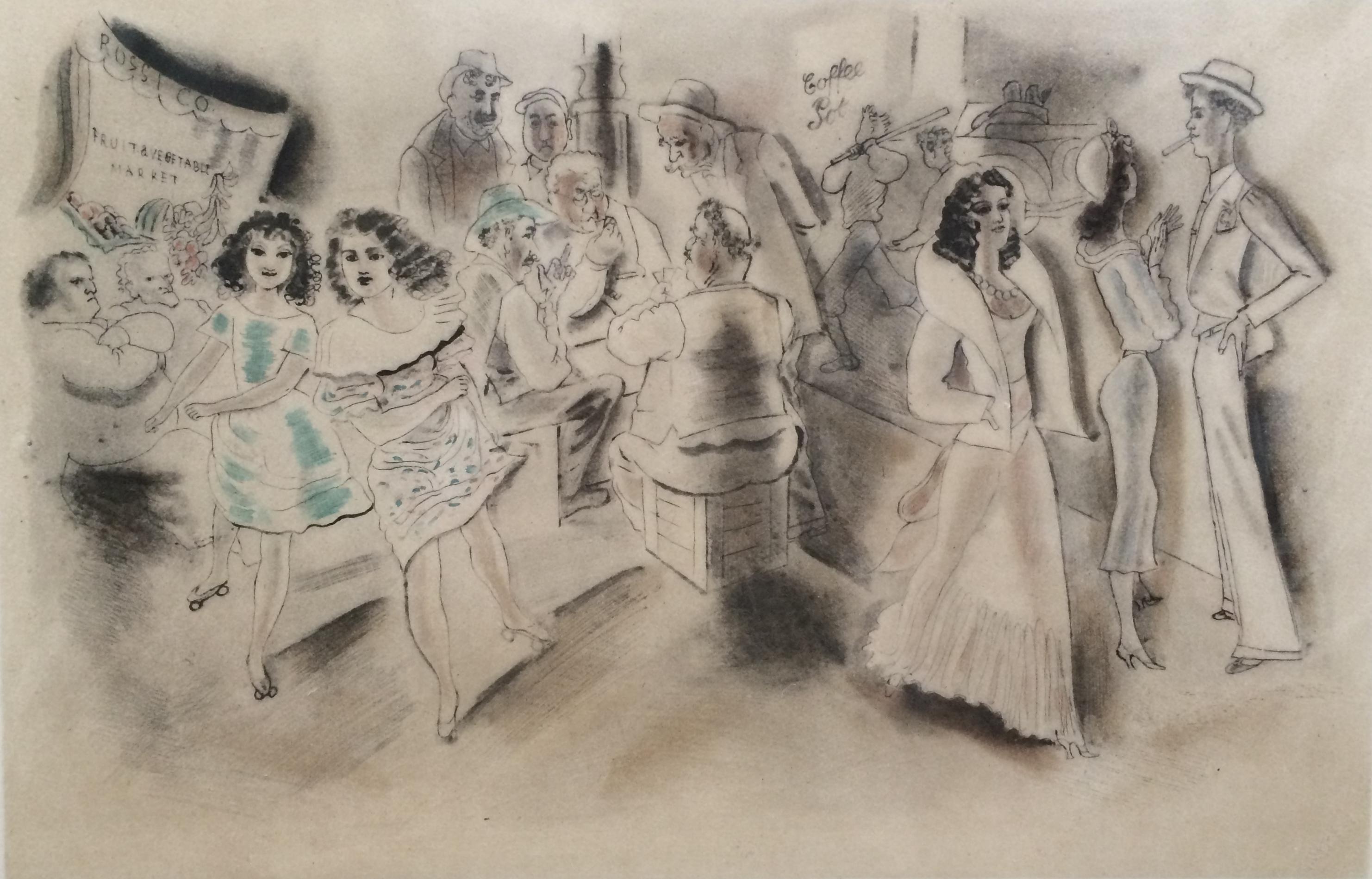 Chas.Laborde 1886-1941