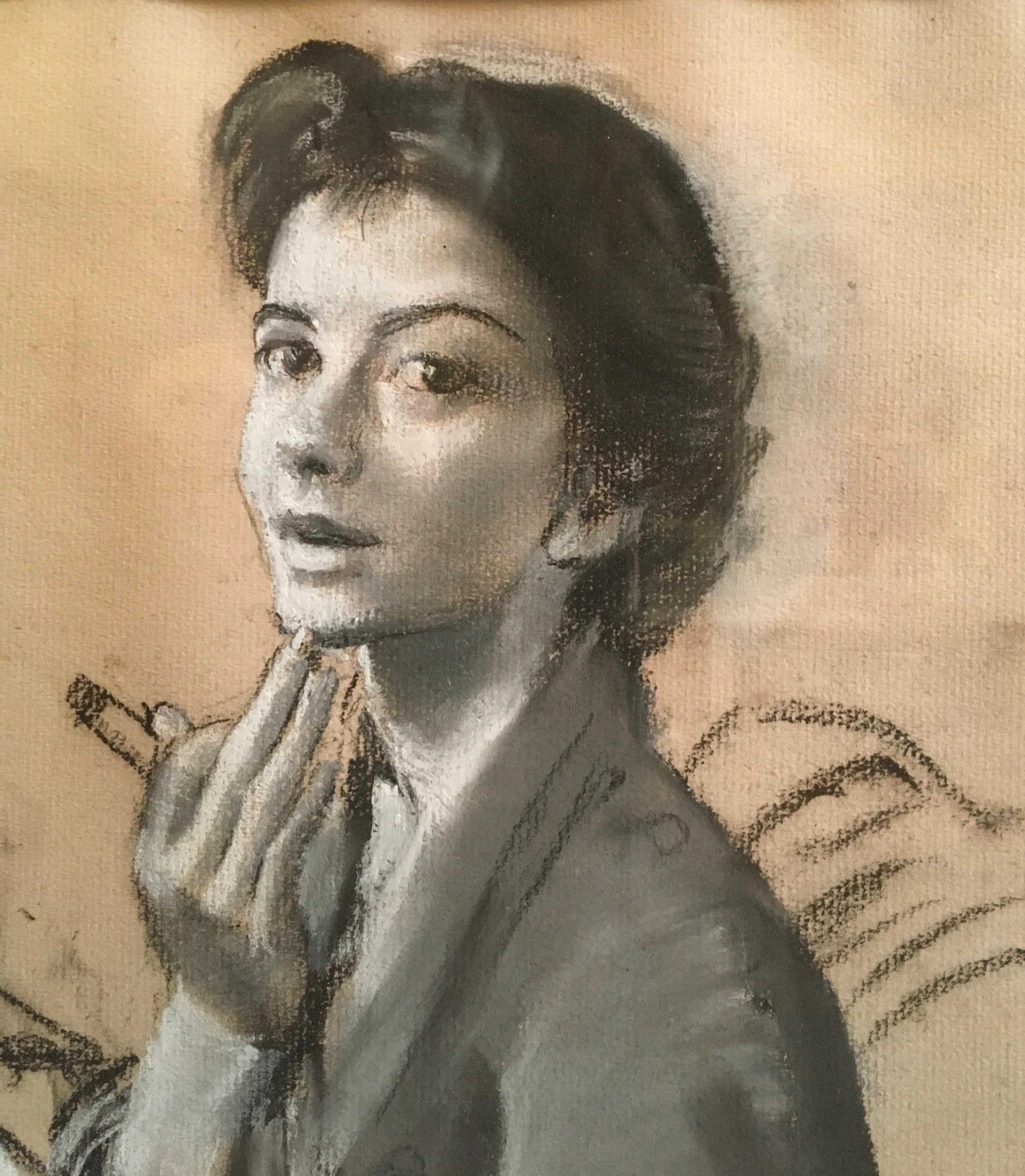 Dorothy Tutin 1953