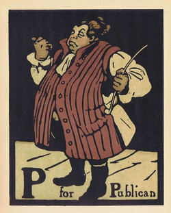P is for Publican