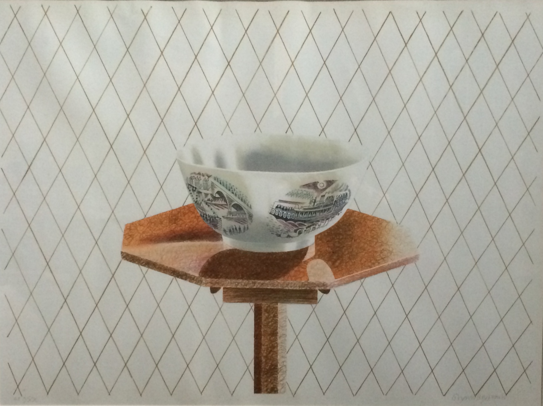The Ravilious Bowl