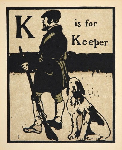 K is for Keeper