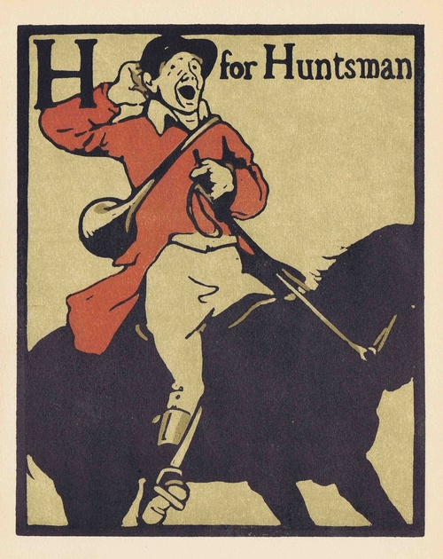 H is for Huntsman