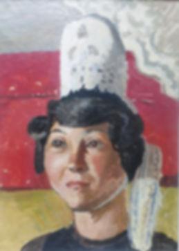 Rudolph Ihlee Breton Girl