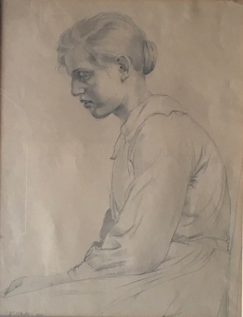 Young Girl 1920