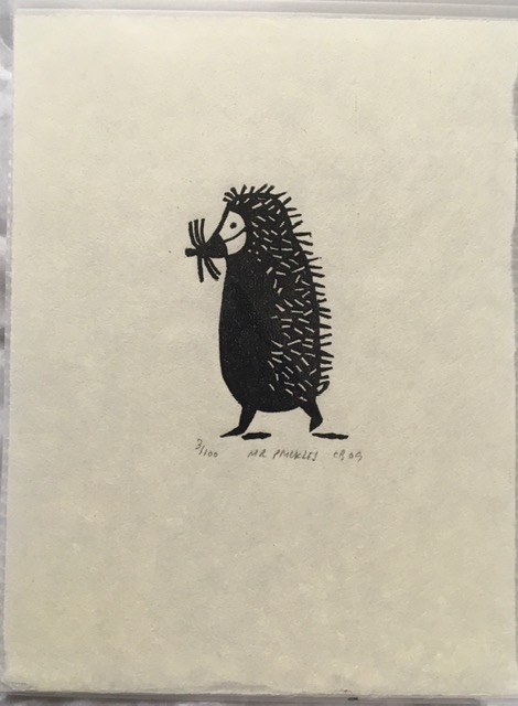 Mr Prickles 2009