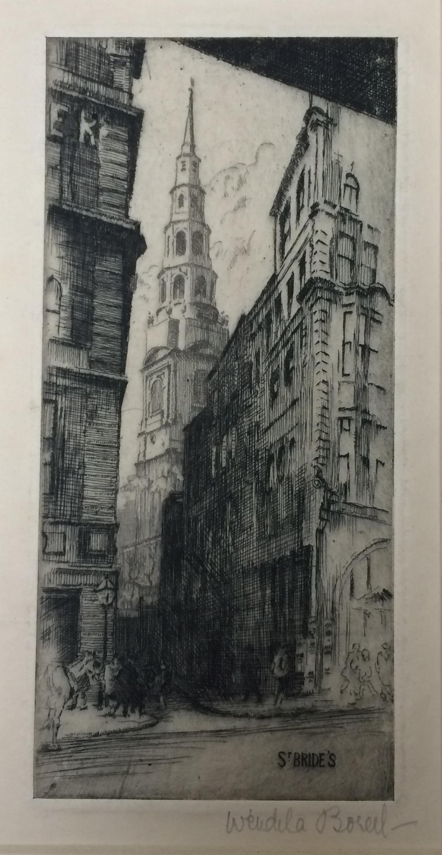 St.Brides 1923