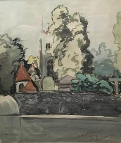 John Doman Turner 1873-1938