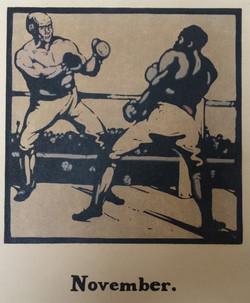 November,Boxing