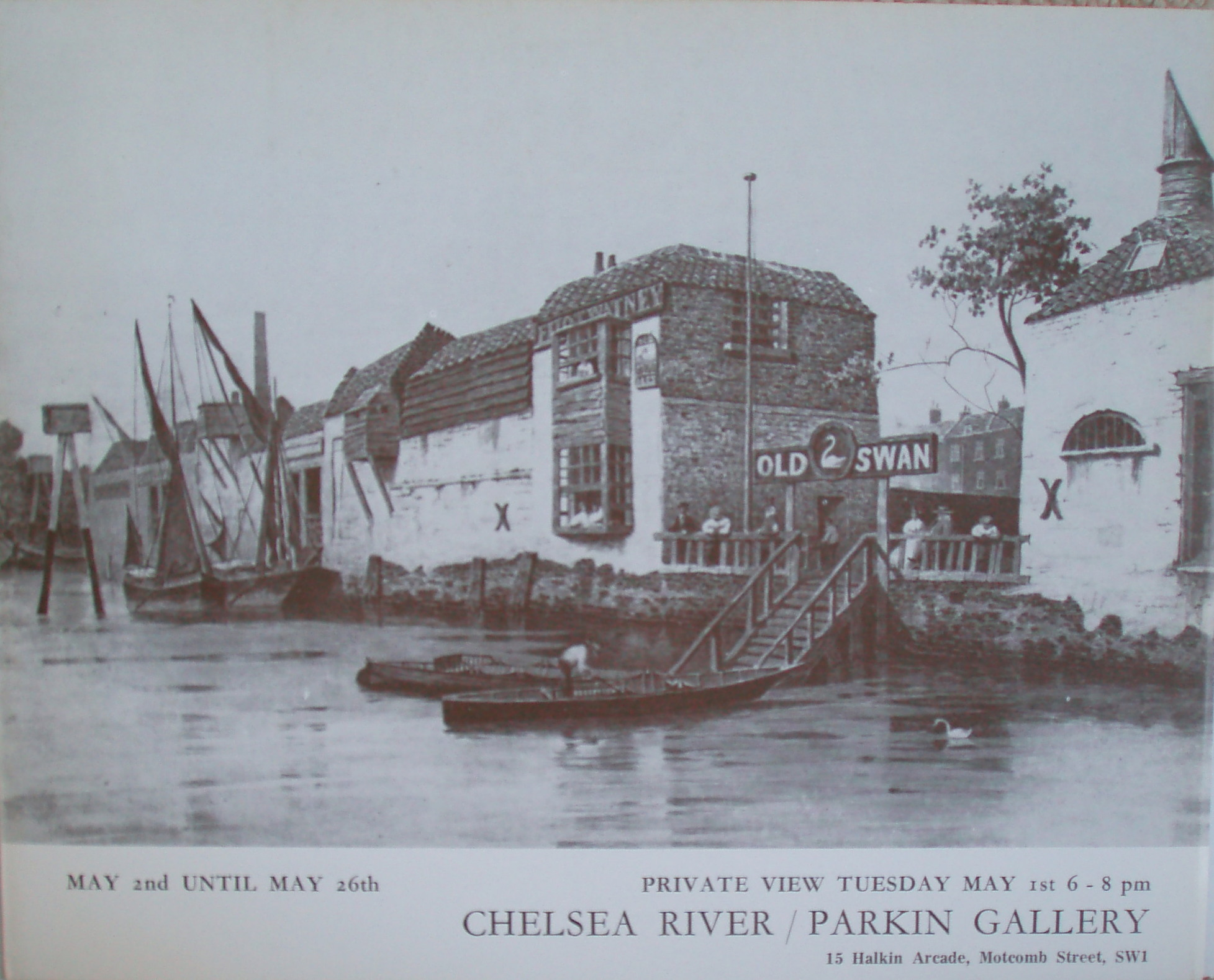 Chelsea River