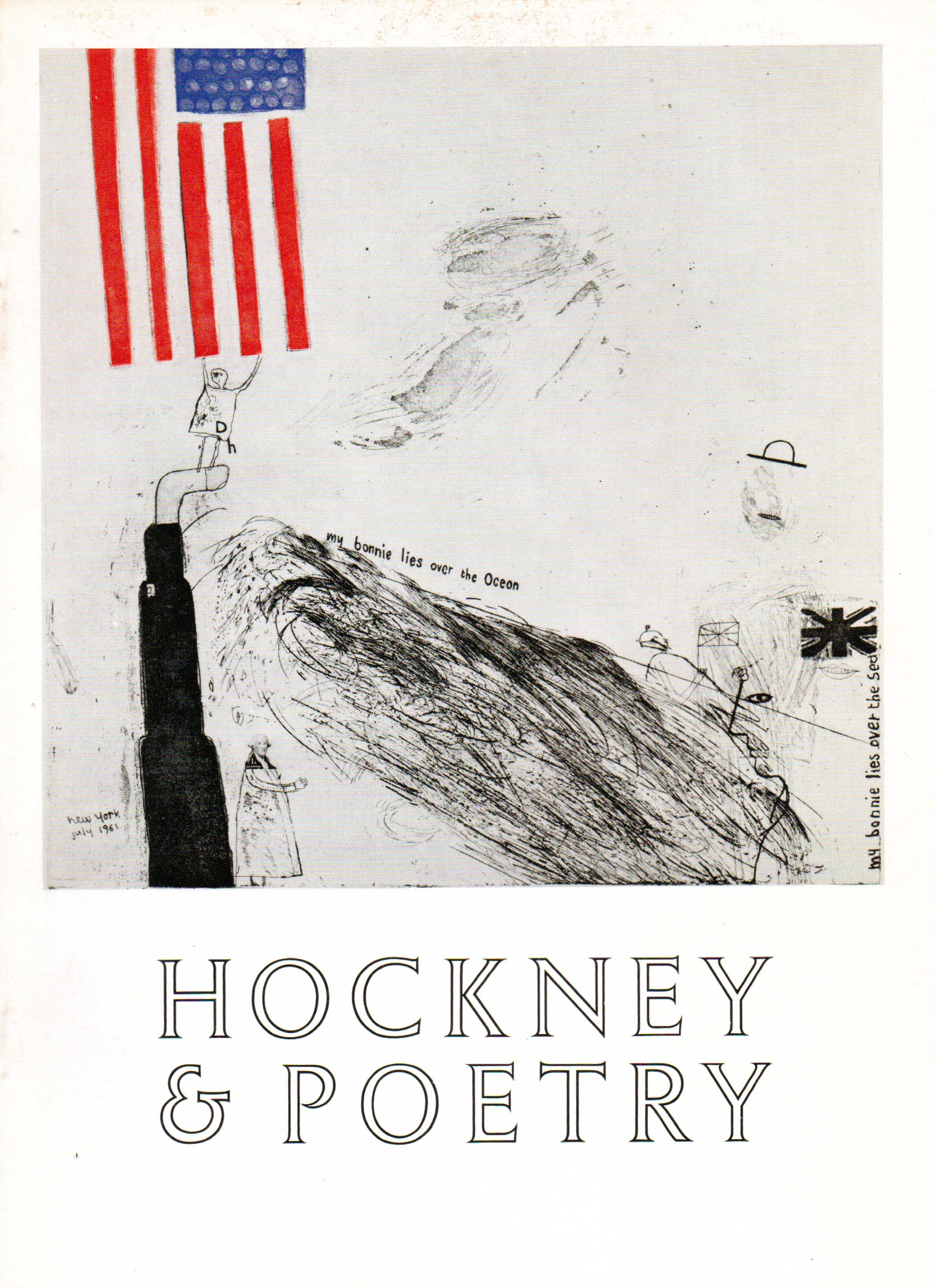 Hockney & Poetry
