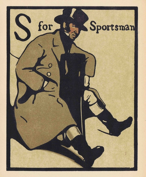 S is for Sportsman