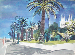Palm Trees, Cannes