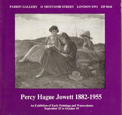 Percy Hague Jowett 1882-1955