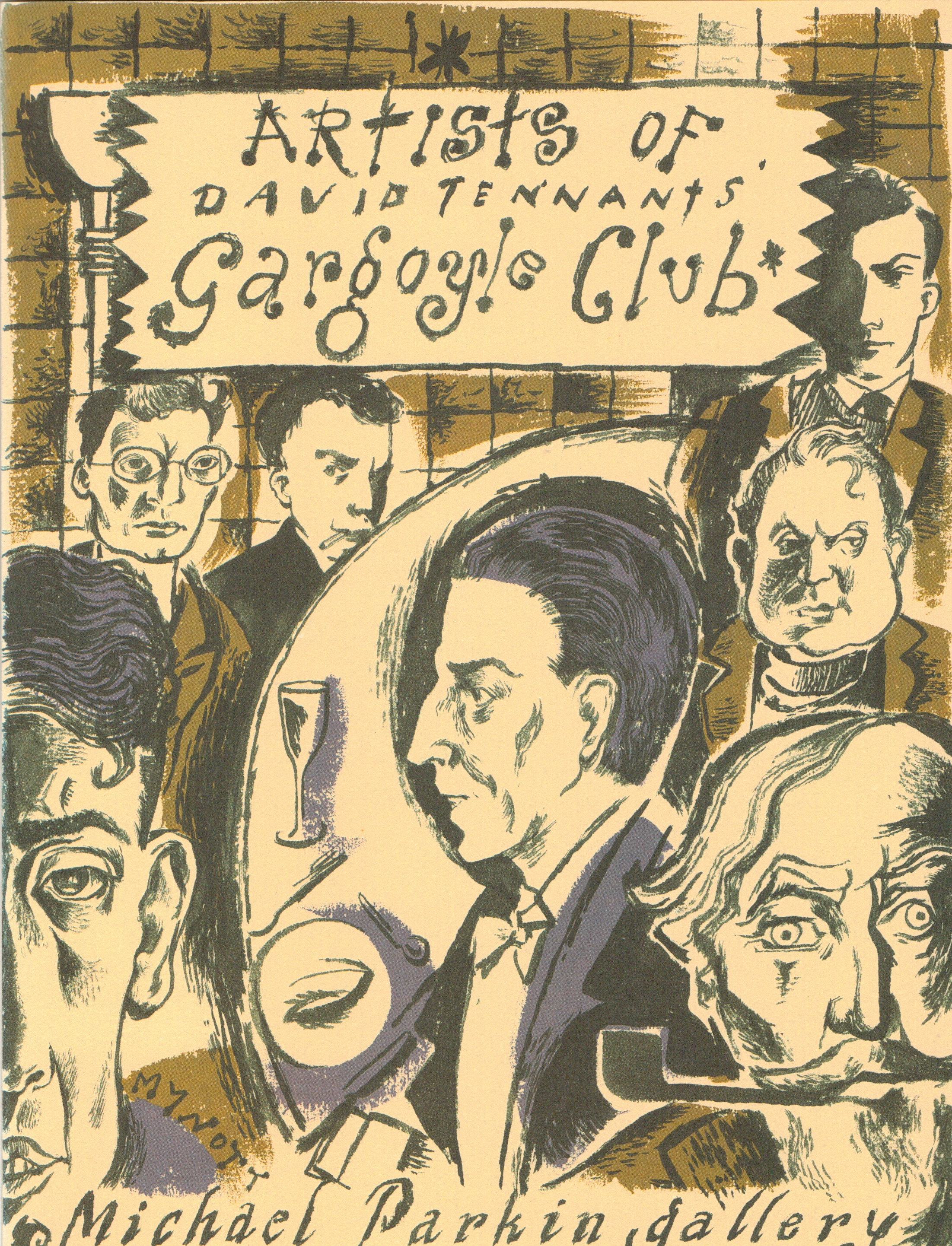 Artists of the Gargoyle Club