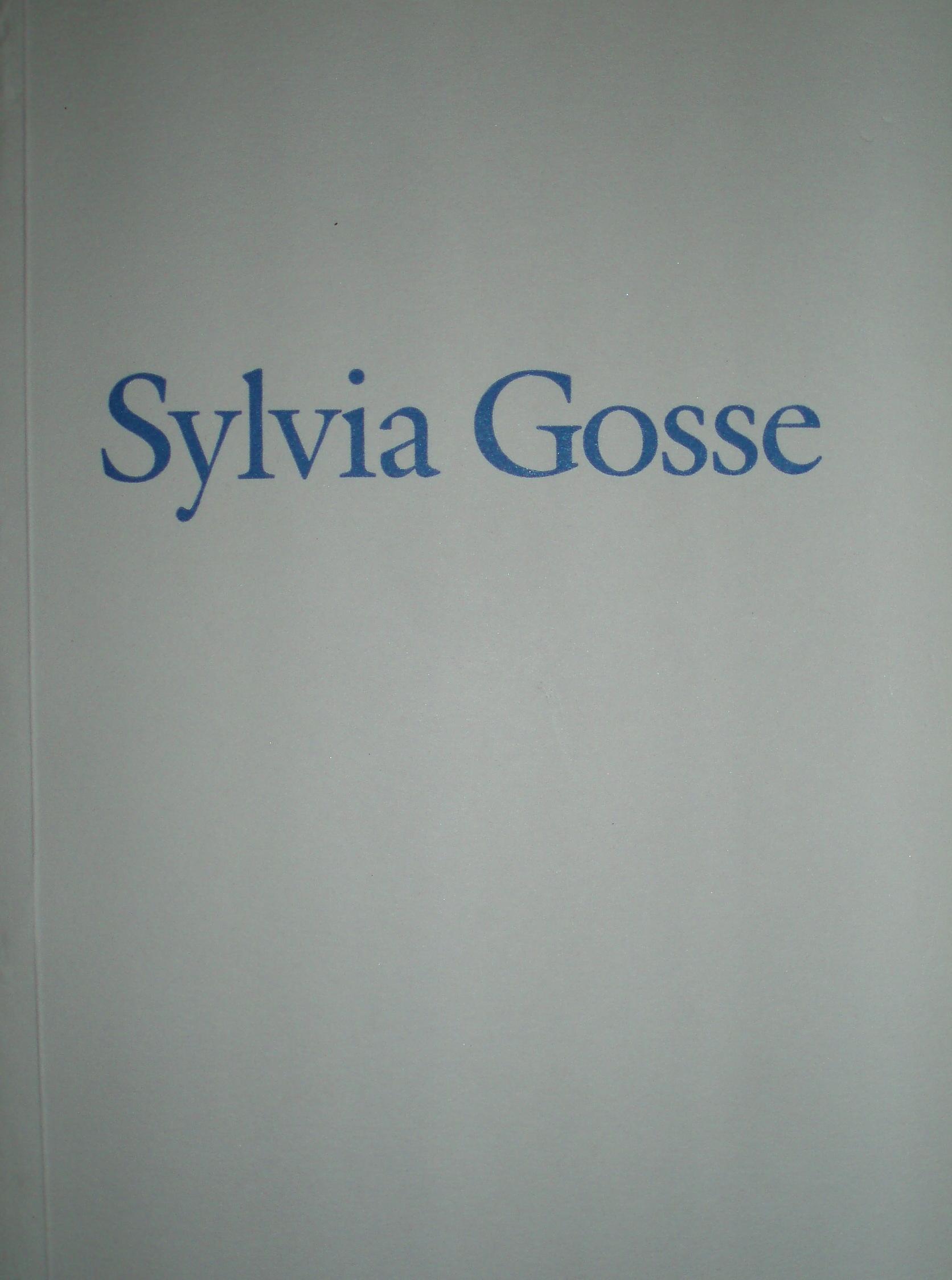 Sylvia Gosse