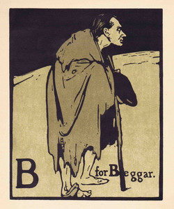 B is for Beggar