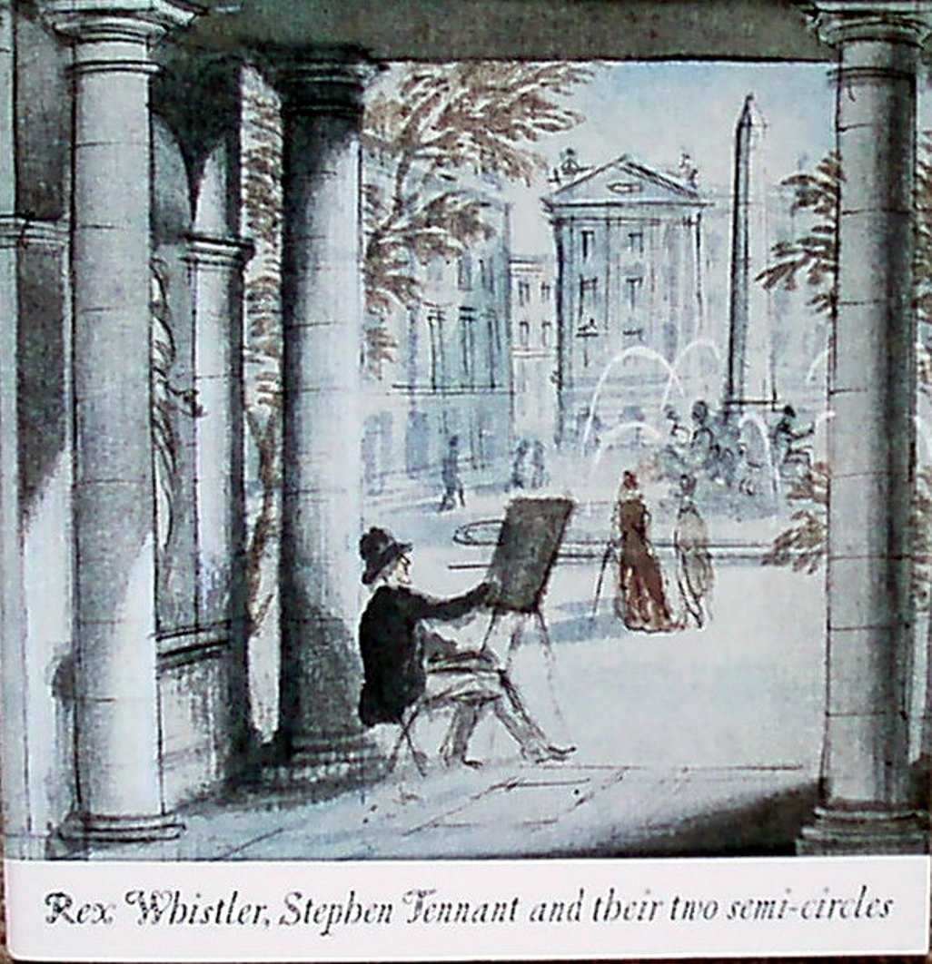 Rex Whistler & Stephen Tennant